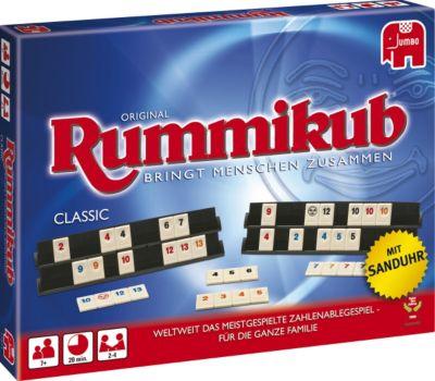 Jumbo 17571 Original Rummikub Classic