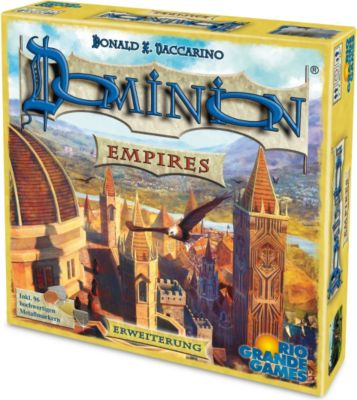 Rio Grande Games ASS Dominion Empires