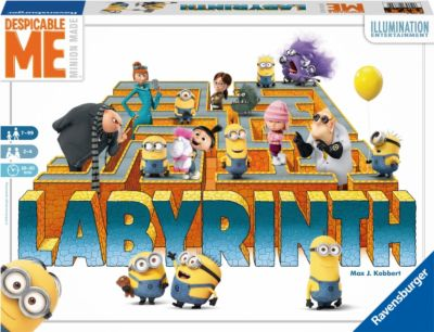 Ravensburger 267309 Minions 3 Labyrinth