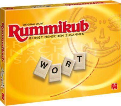 Jumbo 03469 Original Rummikub Wort