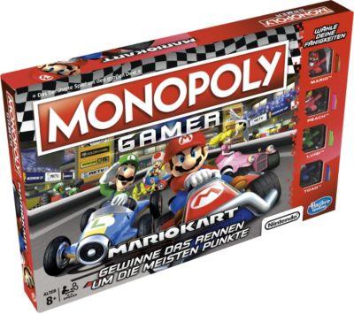 Hasbro E1870100 Monopoly Gamer Mario Kart