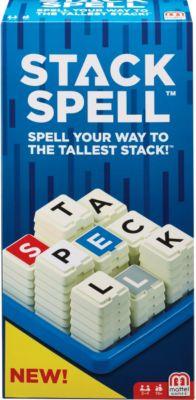 Mattel GCW07 Scrabble Türme