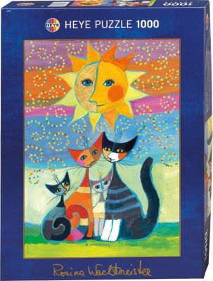 Heye HEYE Puzzle - Rosina Wachtmeister - Sun - 1000 Teile