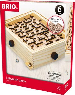 BRIO 34000004 Labyrinth Original 29 x 32 cm