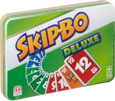 Mattel Skip-Bo Deluxe
