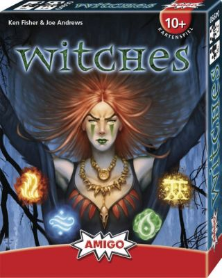 amigo-04990-witches, 10.99 EUR @ plus-de