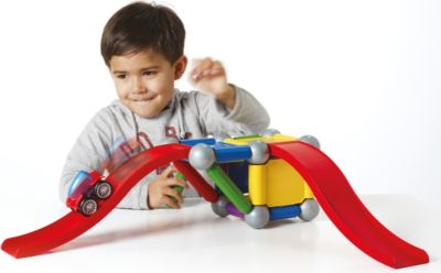 Spielzeug Magnetspiel Zubehör Hell Und Durchscheinend Im Aussehen Smartmax Kugeln 6 Stück Baukästen & Konstruktion