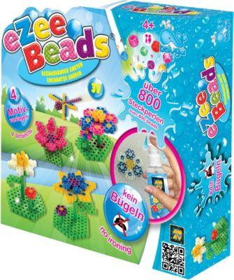 Beluga EZee Beads   3D Bezaubernder Garten 800 Perlen