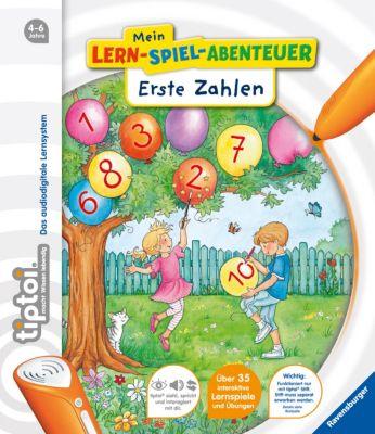 Ravensburger 6205 tiptoi® - Erste Zahlen