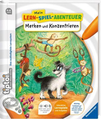 ravensburger-ravensburger-006762-tiptoi-buch-merken-und-konzentrieren