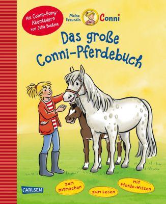 carlsen-das-gro-e-conni-pferdebuch