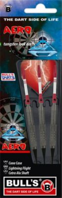 Bull&acutes 3 Softdart Aero Tunsteel 16 g