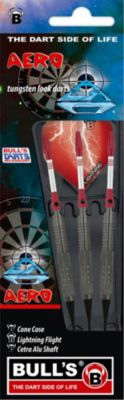 Bull&acutes 3 Softdart Aero Tunsteel 18 g
