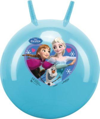 john-disney-frozen-die-eiskonigin-sprungball-45-50-cm, 11.79 EUR @ plus-de