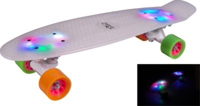 hudora-skateboard-retro-rainglow