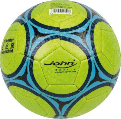John Fußball Competition III Größe 5 aufgeblasen