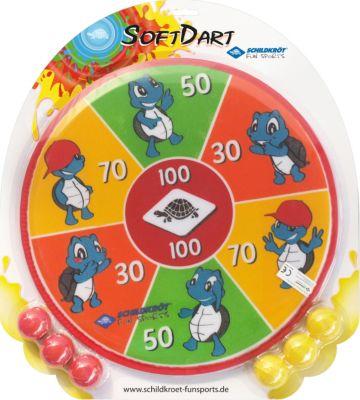 Schildkröt Soft Dart Set