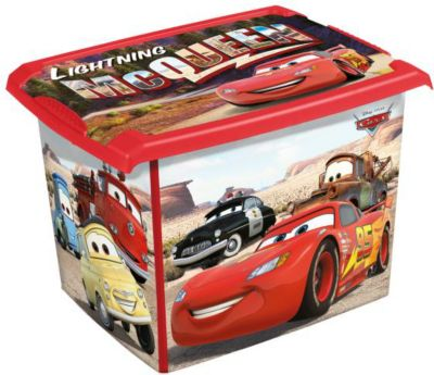 keeeper GmbH Keeeper Kids Cars DekoBox, 20,5 l