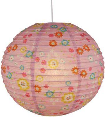 Niermann Standby Pendelleuchte Papierballon Bun...
