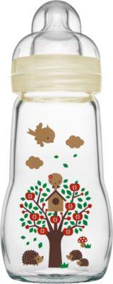 mam-feel-good-glass-bottle-neutral-260-ml