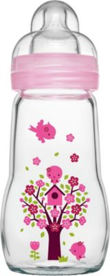 mam-feel-good-glass-bottle-madchen-260-ml