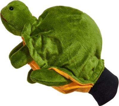 BUTLERS WILD GUYS Handpuppe Schildkröte