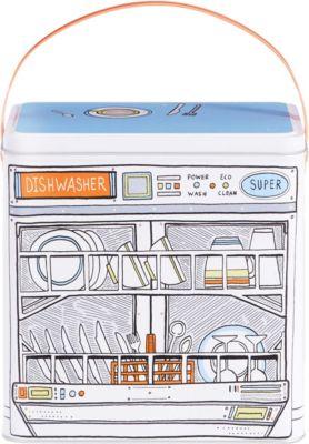 BUTLERS DISHWASHER Geschirrspülmitteldose | Küche und Esszimmer > Küchenelektrogeräte > Spülmaschinen | Butlers