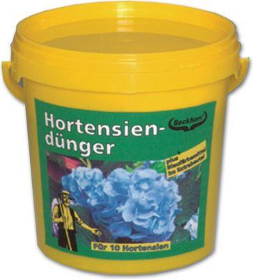 Beckhorn Hortensiendünger plus Hortensienblau 900Gramm Eimer