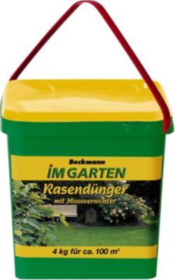 Beckhorn Moosvernichter+Rasendünger 4kg