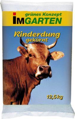 Beckhorn Rinderdung, gekörnt, 12,5 kg