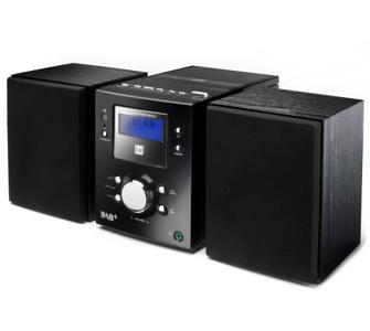 Dual DAB 500 DUAL DAB 500 Stereoanlage mit Digitalradio DAB(+)/UKW Tuner