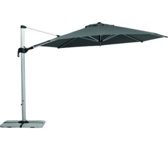Schneider-Schirme Schneider Sonnenschirm Barbados anthrazit, Ø 350 cm
