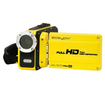 Easypix WDV5270 Full HD Lagoon Unterwassercamcorder
