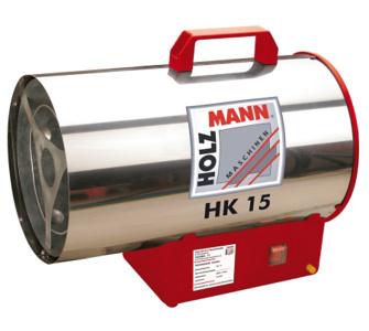 Holzmann Maschinen Holzmann Heizkanone Gas HK 15