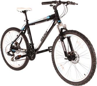 """VCM 26 Zoll Mountainbike """"AXLE 1.0"""" Schwarz-Blau"""