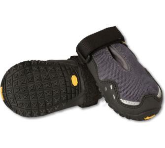 Ruffwear Bark'n Boots Grip Trex Hundeschuhe grau