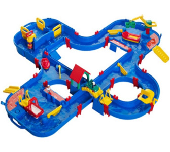 AQUAPLAY Megaset 660N Play & Go