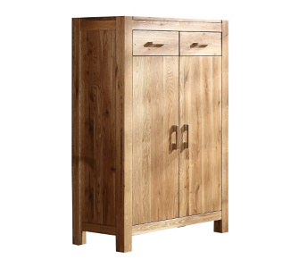 Henke Collection Highboard Paris Wildeiche massiv