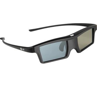 LG Monitor/Fernseher-Zubehör Aktive Shutter Brille AG-S360
