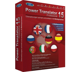 Avanquest Software Power Translator