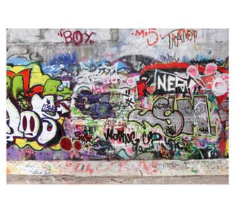 """Fototapete Fototapeten Tapete Tapeten """"COOL GRAFFITI"""" 400x280 inkl. Kleister Modern, Street Art, Jugendkultur, Hip Hop, Kinderzimmer, Tapete"""