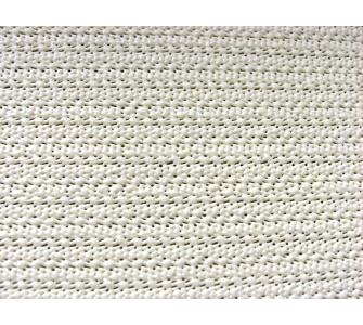 Grasekamp Tischdecke aus Schaumstoff 160x210cm oval beige