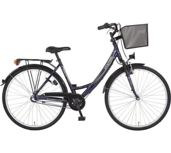 PROPHETE Citybike (Damen) »Geniesser 2.3, 66,04 cm (26 Zoll), 71,12 cm (28 Zoll)«