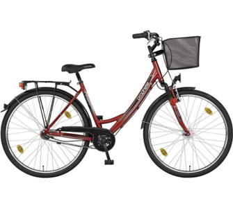 PROPHETE Citybike (Damen) »Geniesser 2.4, 66,04 cm (26 Zoll), 71,12 cm (28 Zoll)«