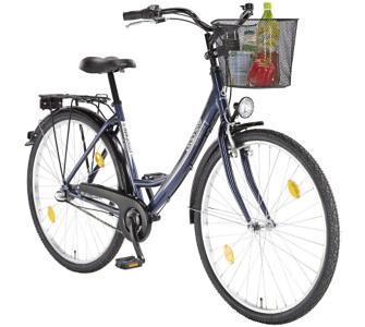 PROPHETE Citybike (Damen) »Geniesser 350, 66,04 cm (26 Zoll), 71,12 cm (28 Zoll)«