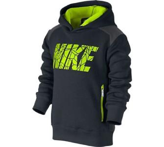 NIKE Nike Kinder Kapuzenpullover Velocity BF OTH Hoody 546621-010