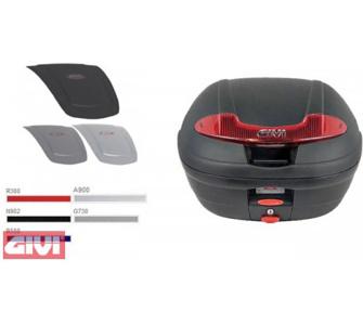 Givi E340 Vision Uni-Topcase pearl-weiß