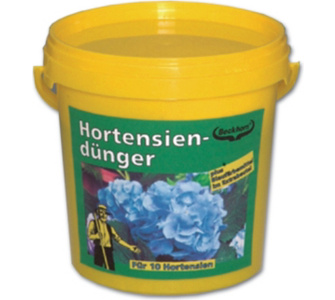 Beckhorn Hortensiendünger plus