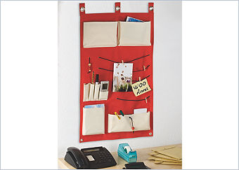 Wenko Loft Office-Wandorganizer