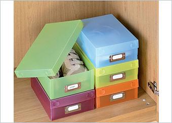 Wenko Schuhboxen-Set, 5-tlg.